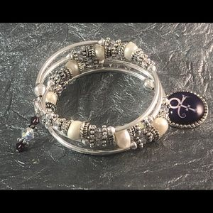 Prince Memory Wire Bracelet - Limited Edition